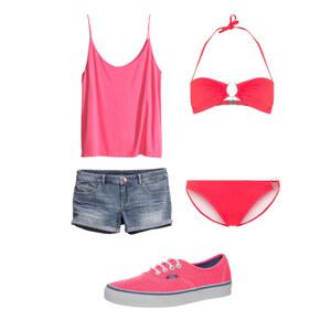 Outfit Summer von Sandzak2000