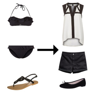 Outfit From Beach to Party von Sandzak2000