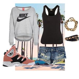 Outfit Chillig von AnnaSeder