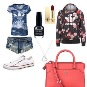 Outfit Adidas von AnnaSeder