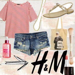 Outfit red walk. von princess_abby