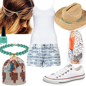 Outfit Holi Festival <3 von Nisa