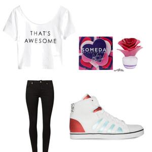 Outfit Chillig von Sarah Taubert