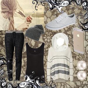 Outfit Lazy Day von Celine Eichenberg
