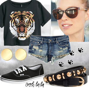 Outfit tigerrrrrrr von fashion-