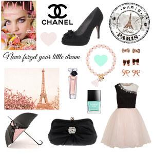 Outfit Sweet Paris von NinschaLesMil