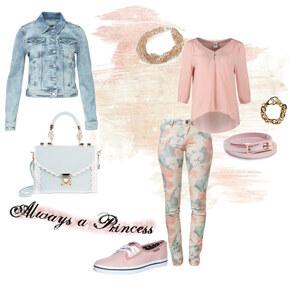 Outfit Schick in Pastel von honeypie95