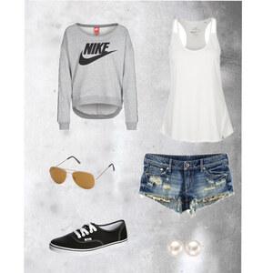 Outfit Sportchick von _wonderlandgirl_