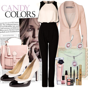 Outfit candy colors! von Justine