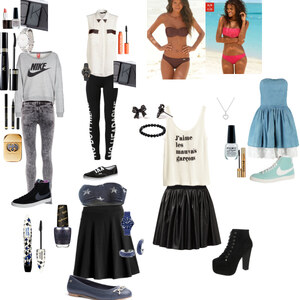 Outfit Mode is my life*-* von Karina Smii