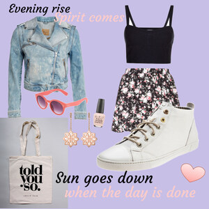 Outfit End of the day von Marie Kasztelan