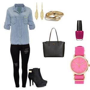 Outfit einfach  von AnnaSeder