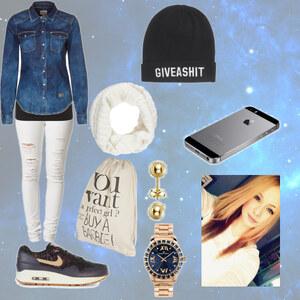 Outfit Hipster von Celine Eichenberg