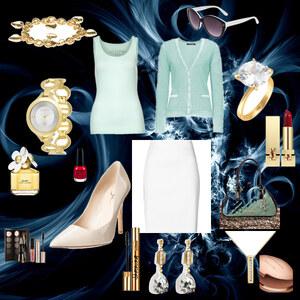 Outfit Schick Ausgehen :) von Nathalie Lange