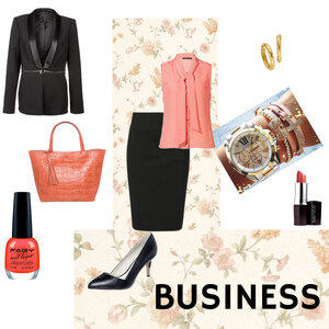 Outfit Business in Summer von honeypie95