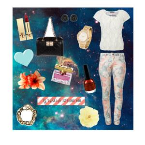 Outfit Summertime happiness  von NinschaLesMil