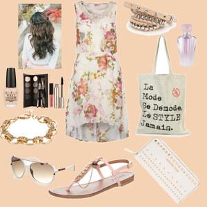 Outfit Sommertag von Celine Eichenberg