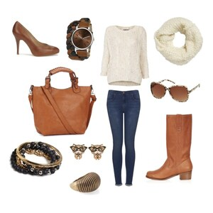 Outfit Casual Beauty von