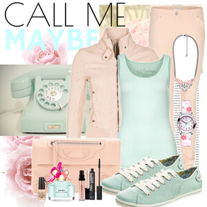 Outfit call me maybe von Justine