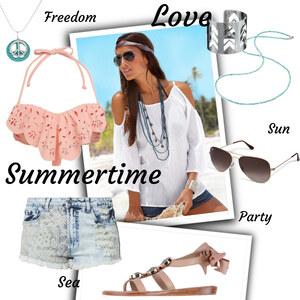 Outfit Summertime von eine_hexe