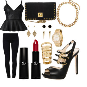 Outfit A little party never killed nobody  von MERRY