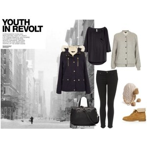 Outfit WINTER IN NY von