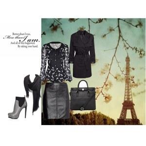 Outfit BLACK von