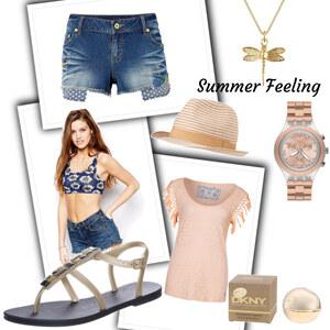 Outfit SummerFeeling von eine_hexe