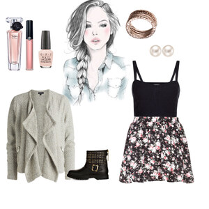 Outfit 1. Date von Styless