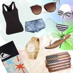 Outfit Freibad  von Jeanine