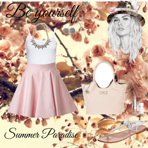 Outfit Summer Paradise von tamii_linnerr
