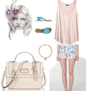 Outfit Flower power von Styless