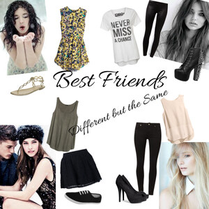Outfit Best Friends von malaika.graw
