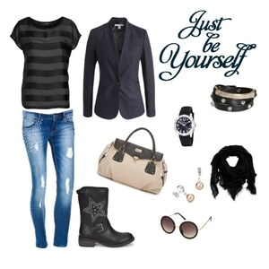 Outfit Just be yourself von
