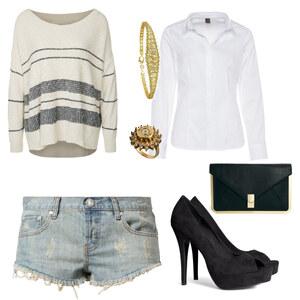 Outfit Casualchic von Anjasylvia ♥