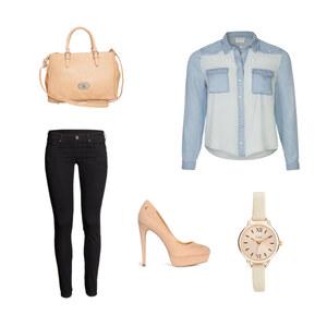Outfit Officechic von Anjasylvia ♥