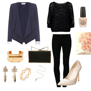 Outfit business von caro