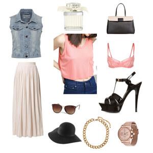 Outfit Schicker Hippielook von Anjasylvia ♥