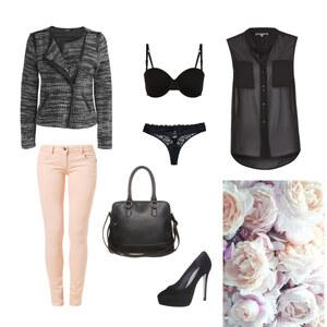 Outfit La vie en rosé von Anjasylvia ♥