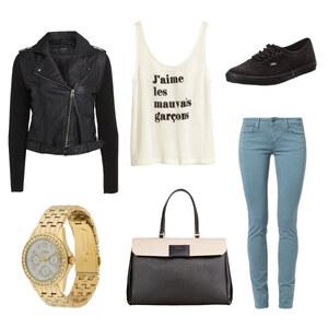 Outfit Schooloutfit von Anjasylvia ♥