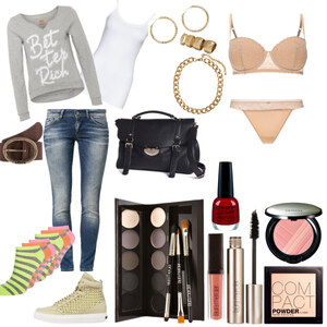 Outfit it´s school today von Adriana Elionora