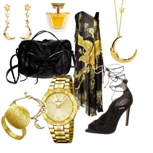 Outfit Midnight Magic von Lily Mohelská