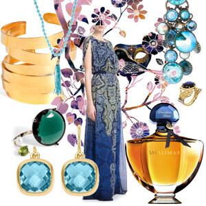 Outfit Oriental Night von Lily Mohelská