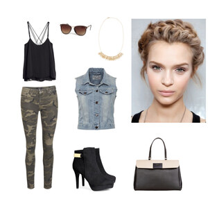 Outfit Partyoutfit von Anjasylvia ♥