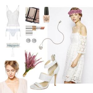 Outfit The modern Vintage Bride von Annik