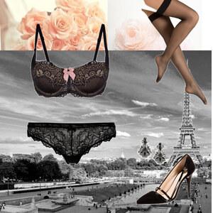 Outfit Night in Paris von Sam