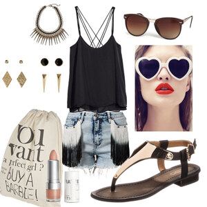 Outfit sommer yeey  von Laura