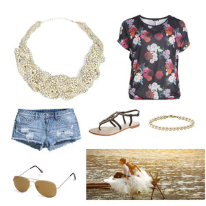 Outfit Perfect Summerday von Anjasylvia ♥