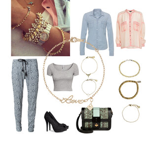 Outfit Jewellery von Anjasylvia ♥
