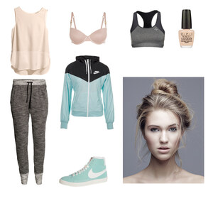 Outfit Sportoufit von Anjasylvia ♥